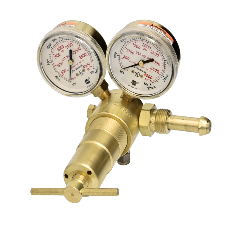 High Pressure Regulator : High pressure regulator